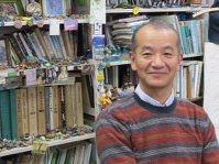 農学部バイオセラピー学科長を務める宮本太教授=神奈川県厚木市で、江刺弘子撮影
