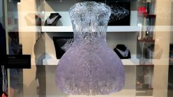 オランダのファッションデザイナー、イリス・ヴァン・ヘルペン(Iris van Herpen)はパリコレのショーでいち早く3Dプリンターを使ったオートクチュール作品を発表
