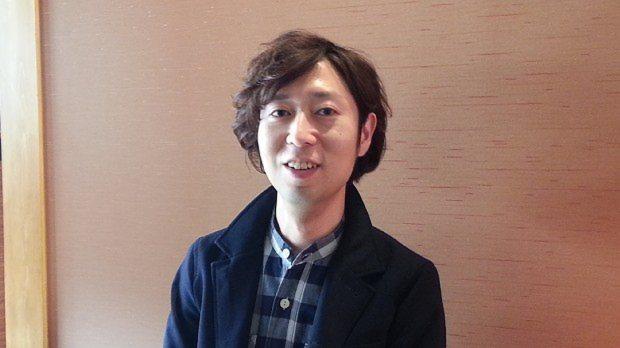 エイトワン代表取締役の大薮崇さん