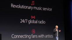 3000万曲以上の楽曲がそろうアップルミュージックの発表会
