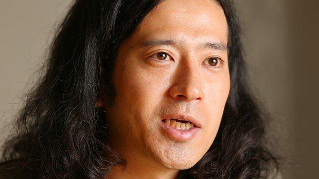芥川賞を受賞した又吉直樹さん