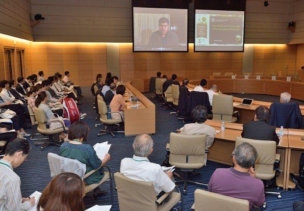 毎日フォーラム・ファイル:国際土壌年 日本の土壌にもっと関心を ...