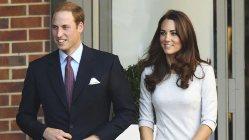 英王室のウィリアム王子とキャサリン妃