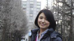 青山学院大学の関谷葉月さん