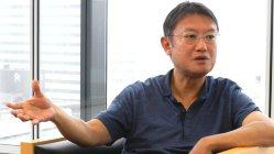 インタビューに答える広木隆・マネックス証券チーフストラテジスト