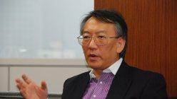 中国経済の実態について解説する富士通総研の柯隆(か・りゅう)・主席研究員