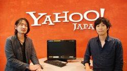 ヤフーニュース トピックス編集部リーダー伊藤儀雄氏(右)と、同アプリ サービスマネージャーの河野清宣氏