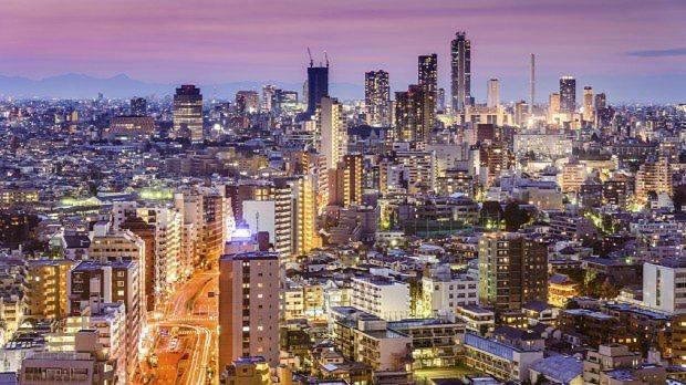 東京の都心