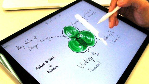 大型タブレット「iPad Pro」