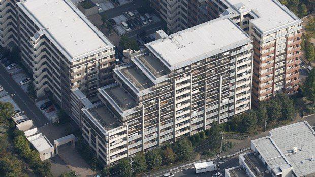 市 傾斜 マンション 福岡