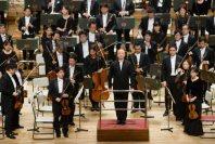 パーヴォ・ヤルヴィ&NHK交響楽団=写真提供:NHK交響楽団