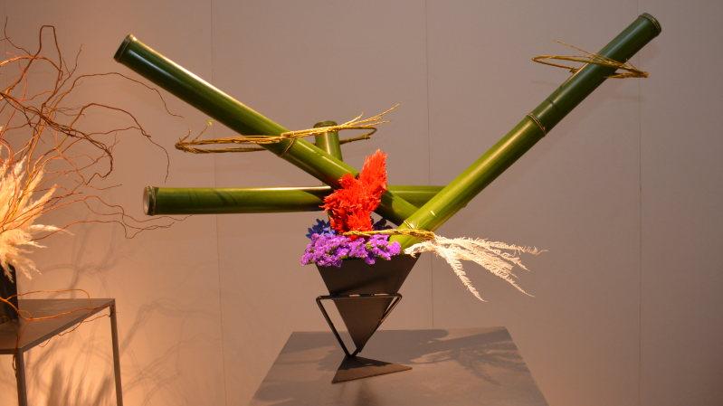 セイノーホールディングス社長の田口義隆さんの作品