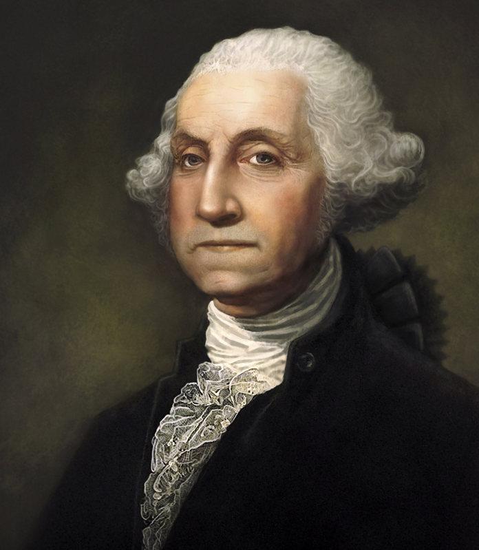 アメリカ初代大統領、ジョージ・ワシントン
