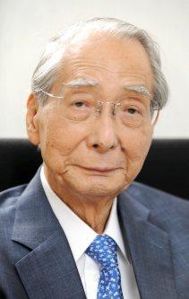 塩川正十郎さん 93歳=元財務相(9月19日死去)