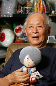 水木しげるさん 93歳=漫画家(11月30日死去)