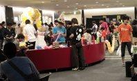 子どもたちの人気を集めたジャグリング・手品サークル「シャングリラ」の企画