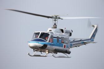 海保:中型ヘリのベル212 11日ラ...