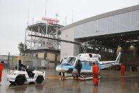 =海上保安庁仙台航空基地で2015年12月11日、米田堅持撮影