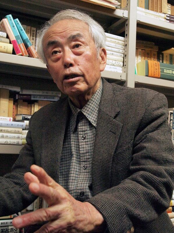 老いに学ぶ:増永迪男さん(82) 山岳エッセイスト - 毎日新聞