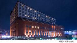 建築家アルド・ロッシが晩年に手がけた「ホテル日航奈良」