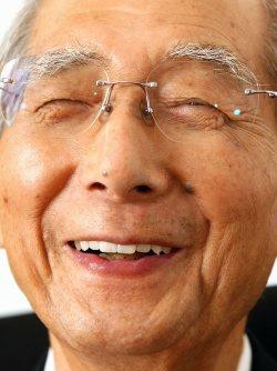 元財務相・塩川正十郎さん(享年93歳)