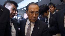 室町正志社長=2015年12月7日、竹内紀臣撮影