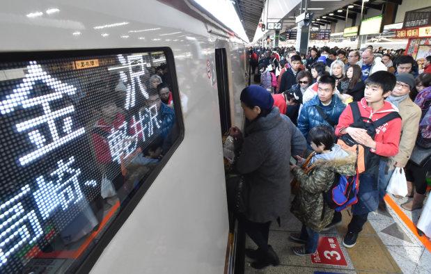 北陸新幹線 混雑状況