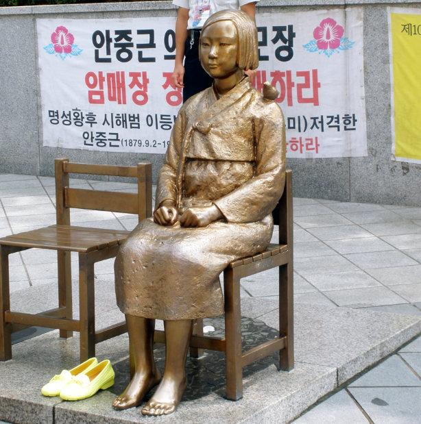 慰安婦問題:少女像の移転反対66% 韓国世論調査 - 毎日新聞