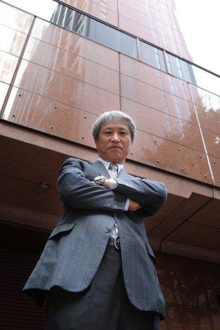 順天堂大の天野篤教授=後藤由耶撮影