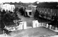富山高等学校(現・富山大学)=富山市で1928年10月撮影
