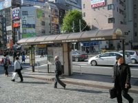 JR御茶ノ水駅改札を出たところ=銅崎順子撮影