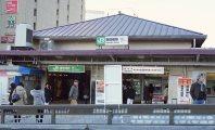 JR飯田橋駅西口=千貫朋子撮影