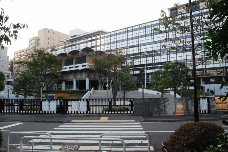 市ヶ谷 法政 キャンパス 大学