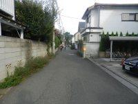 さらに直進=現代法学部2年、田中紘夢さん撮影