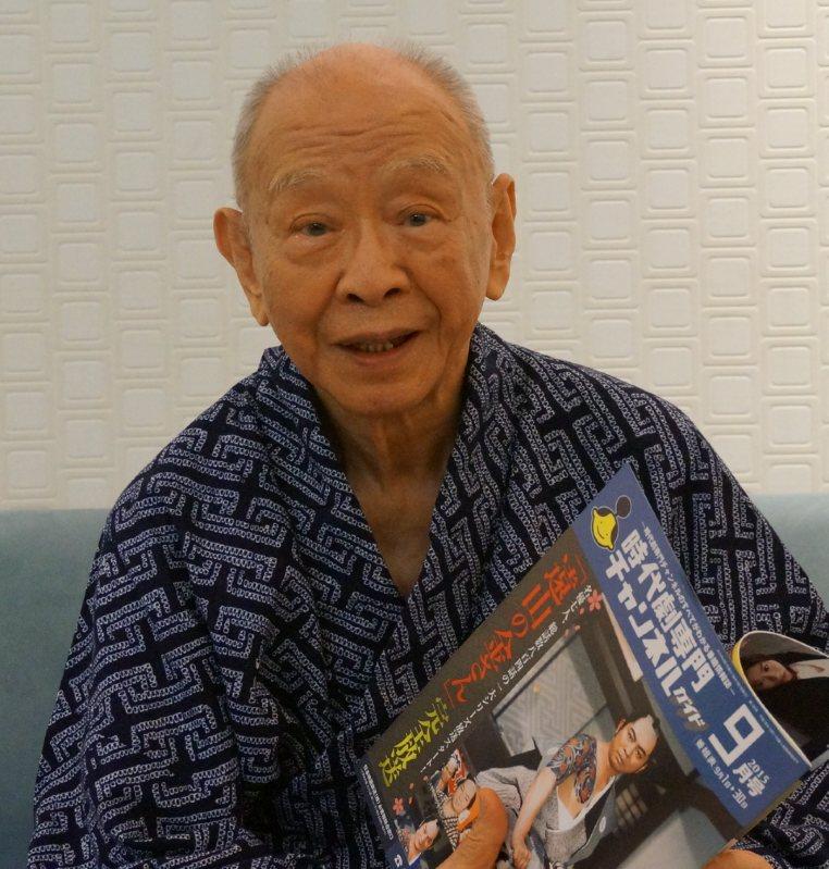 訃報:中村梅之助さん85歳=俳優...