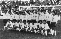 【1968メキシコ五輪】銅メダルに輝いた男子サッカー日本代表。3位決定戦で地元メキシコを2-0で破った