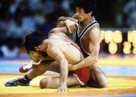 【1984ロサンゼルス五輪】レスリングフリースタイル52キロ級で高田裕司が銅メダル