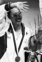 【1988ソウル五輪】シンクロナイズドスイミング・ソロで小谷実可子が銅メダル
