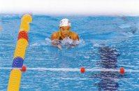 【1992バルセロナ五輪】水泳女子200メートル平泳ぎ、岩崎恭子が2分26秒65の五輪新記録で優勝。レース後に「(残り50メートルの)150のターンで、もしかしたら、とも思ったけど、追い抜けるとは思わなかった」と話した