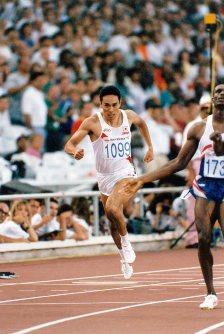 【1992バルセロナ五輪】男子400メートル8位の高野進。陸上短距離としては、60年ぶりとなるファイナリストとなった