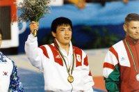 【1992バルセロナ五輪】古賀稔彦は、大会直前に吉田秀彦との乱取り中に左膝を負傷し痛み止めを打ちながら金メダル