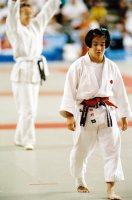 【1992バルセロナ五輪】田村亮子は決勝でフランスのセシル・ノワクに敗れ銀メダル。試合後「力が足りなかった。4年後を目指して出直します」