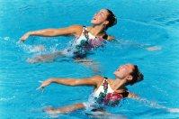 【1992バルセロナ五輪】シンクロデュエットで奥野史子・高山亜樹が銅メダル
