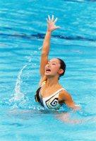 【1992バルセロナ五輪】シンクロソロで奥野史子は銅メダル