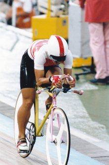 【1992バルセロナ五輪】自転車で橋本聖子は日本新を出したものの予選落ち。橋本は夏冬7回の五輪に出場、アルベールビル五輪ではスピードスケートで銅メダルを獲得