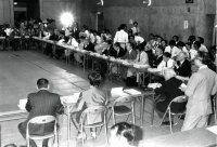 【1980モスクワ五輪】JOC臨時総会で、日本のモスクワ大会不参加を決定した