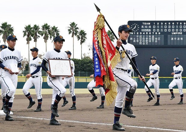 待望の春へ:高松商・古豪復活への道/1 「つなぐ野球」で成長 /香川 ...