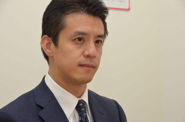 アメリエフの山口昌雄社長