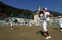 【2004年】八幡浜高校(愛媛)=2004年3月5日小関勉撮影