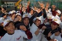【2007年】都城泉ヶ丘(宮崎)=2007年1月26日、矢頭智剛撮影